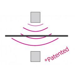 Технологическая система бесконтактного замера толщины полотна USM-200