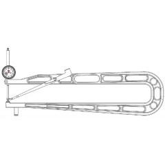 Толщиномер K 600/50